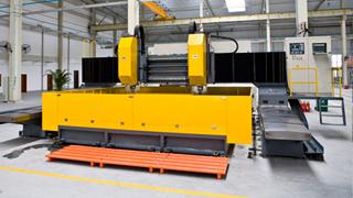 大型板材乐虎国际APP加工设备