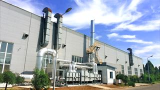 工业喷漆废气VOCs治理工程装备系统